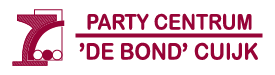 Café & Partycentrum De Bond